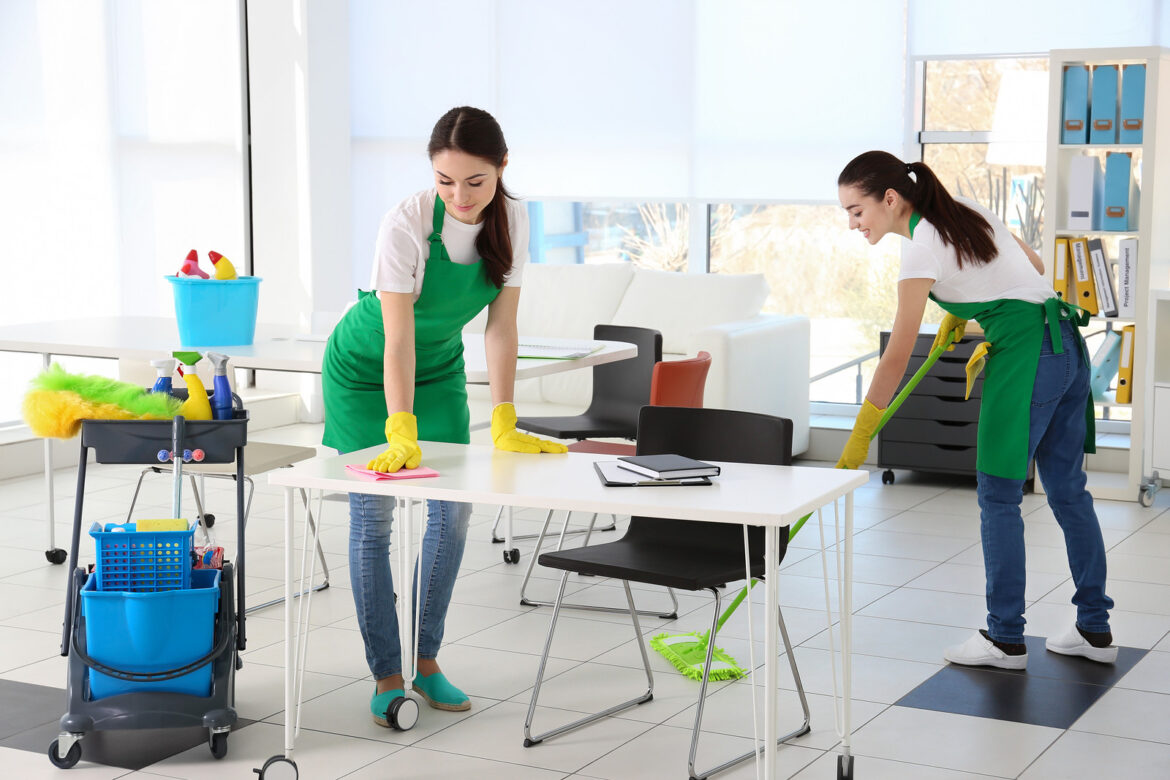 Why Should the simplest Commercial Cleaning Companies Value Their Employees