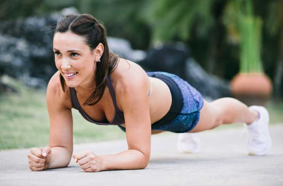 Advanced HIIT Workout For Women