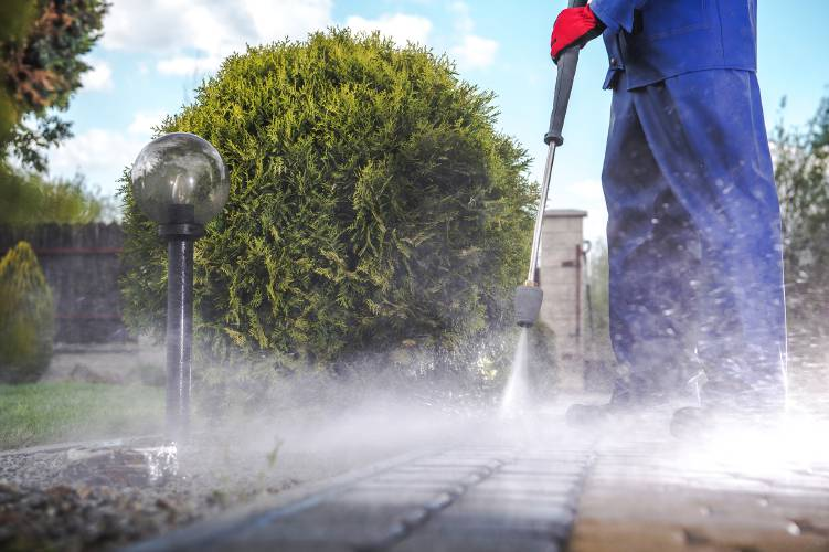 Consider This When Pressure Washing